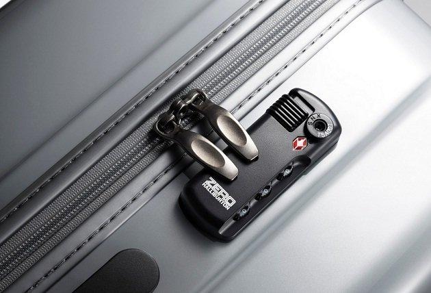 Resultado de imagem para mala cadeado TSA embutido