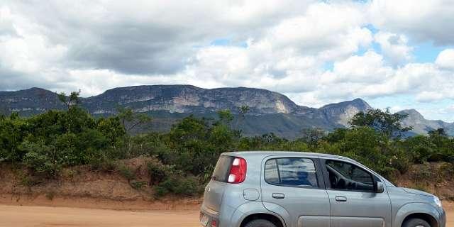 Por que alugar um carro na Chapada Diamantina (Bahia)